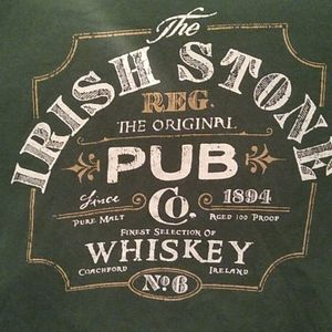 Irish Stone Pub by Old Navy